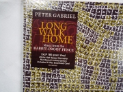 Peter Gabriel Long walk Home 2LP